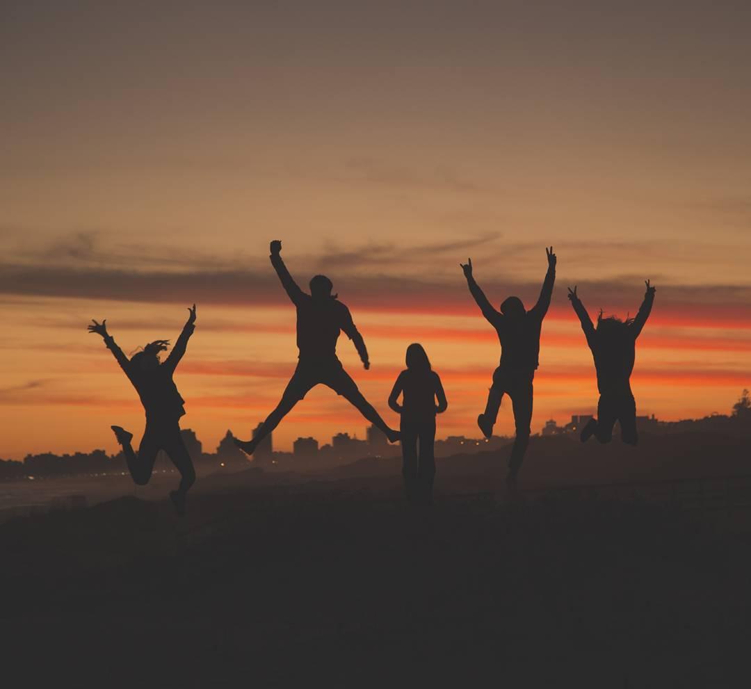 ¿Tenés ganas de saltar de alegría y no sabés por qué? La respuesta es fácil: es VIERNES!!!