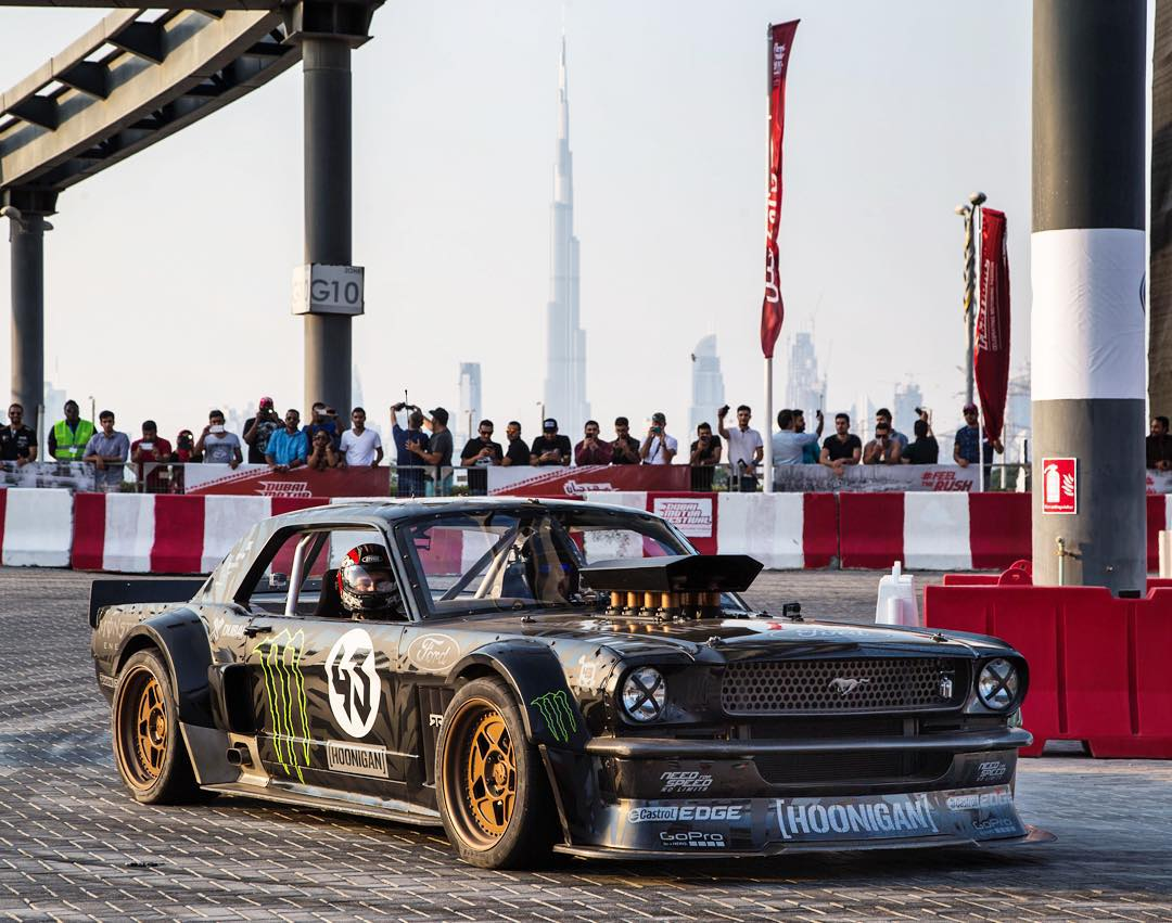Today was the final stop for the Hoonicorn on its 2015 world tour. This thing has been some places: filming with Jay Leno in L.A., the Clarkson Hammond and May Live show in South Africa, Goodwood Festival of Speed in the UK, Gymkhana GRID in the UK,...