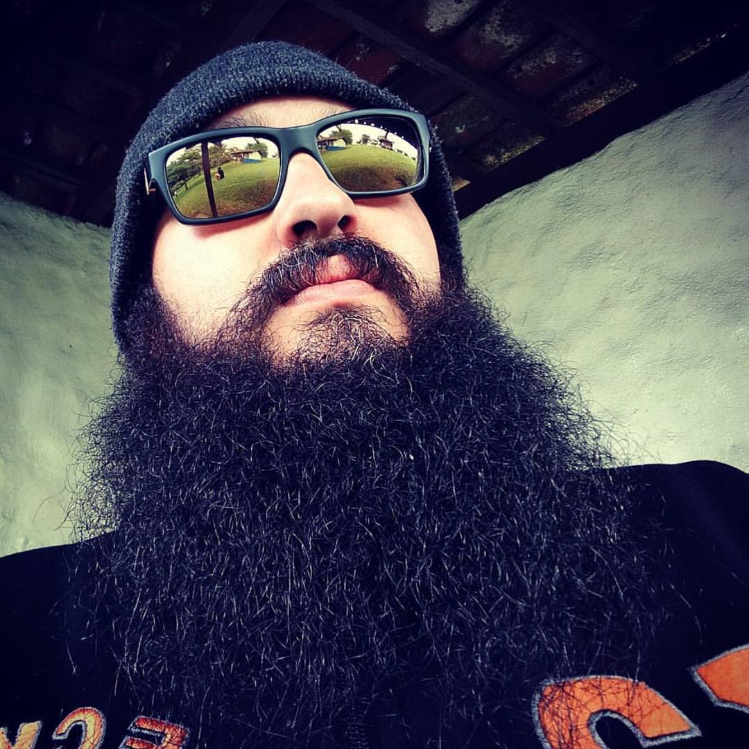 @thegordocr is taking #NoShaveNovember pretty seriously and we are stoked on that chin rug so he won this weeks #FanShotFriday! He's getting hooked up with a free pair of shades for just taking a #selfie wearing #VonZipper gear! You can win too by...