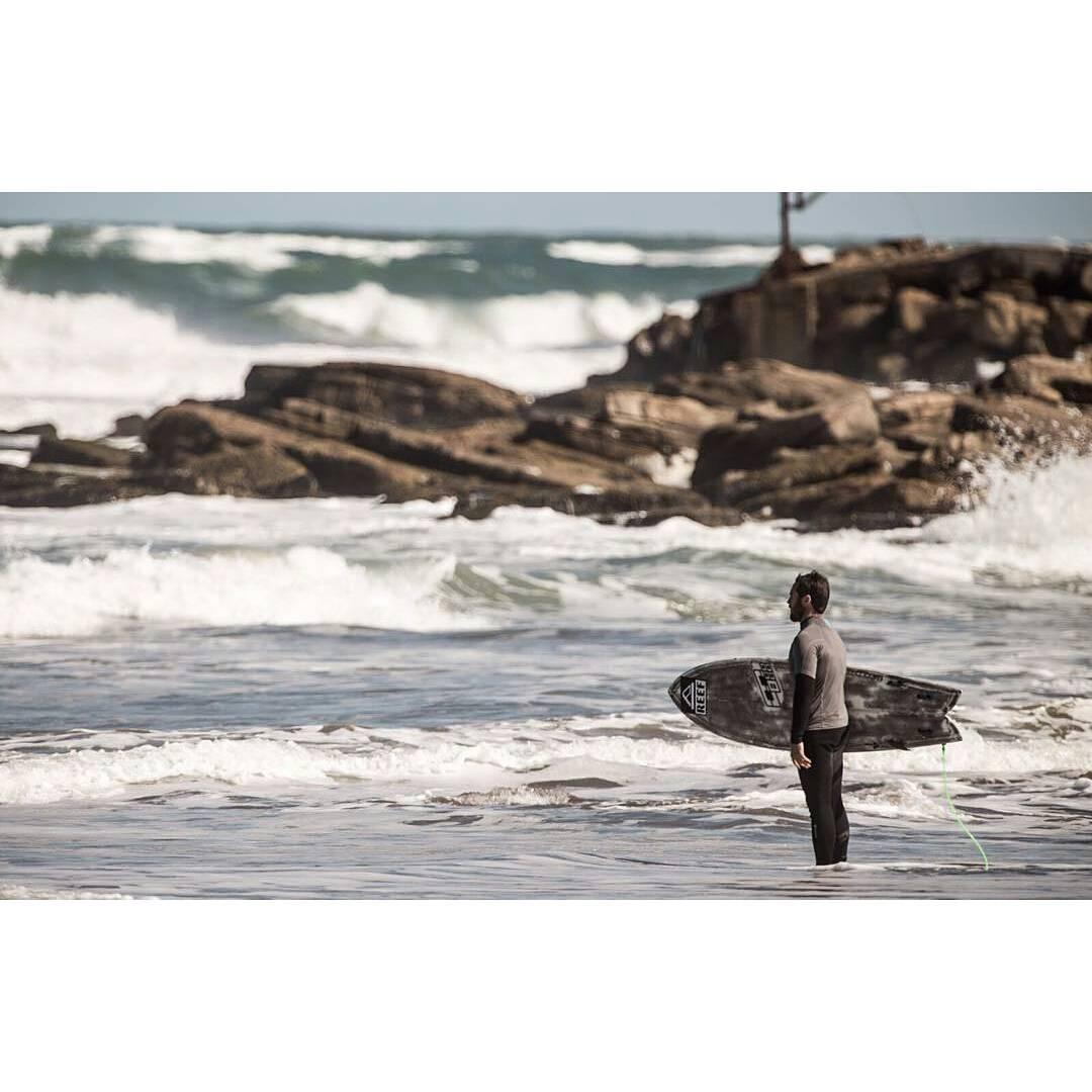 @joacoteran -  Nada mejor que terminar un viernes con un poquito de mar!
