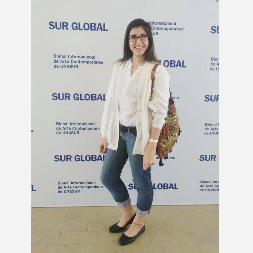 """Hoy en la 1er jornada """"SUR GLOBAL Hacia la Bienal Internacional de Arte UNASUR"""" #art #museum #museo #unasur #sevienelabienalabsas #bsas #Argentina"""