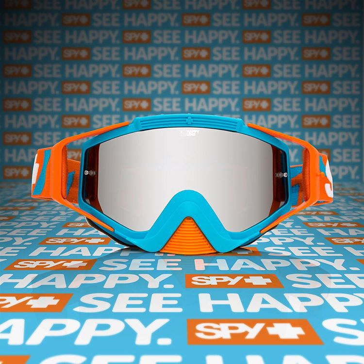SPY and @allegianceclothing are celebrating the military tomorrow, November 21, at @officialpalaraceway with a FREE military ride day from 9am - 3pm. Join us for some fun riding, free swag and goggle demos to help you #SEEHAPPY.