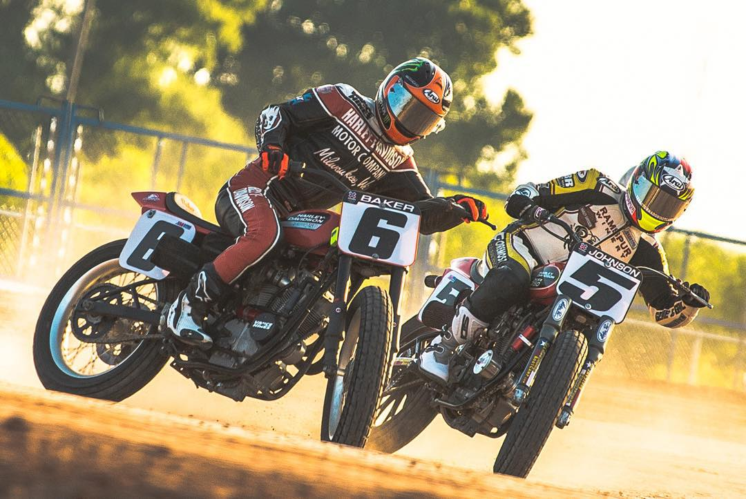 """Flat Track has an amazing history.  It's where motorcycle racing got its birth, and it was a medaled event at #XGames Austin this year.""-@BradTheBullet to Sports Illustrated ("