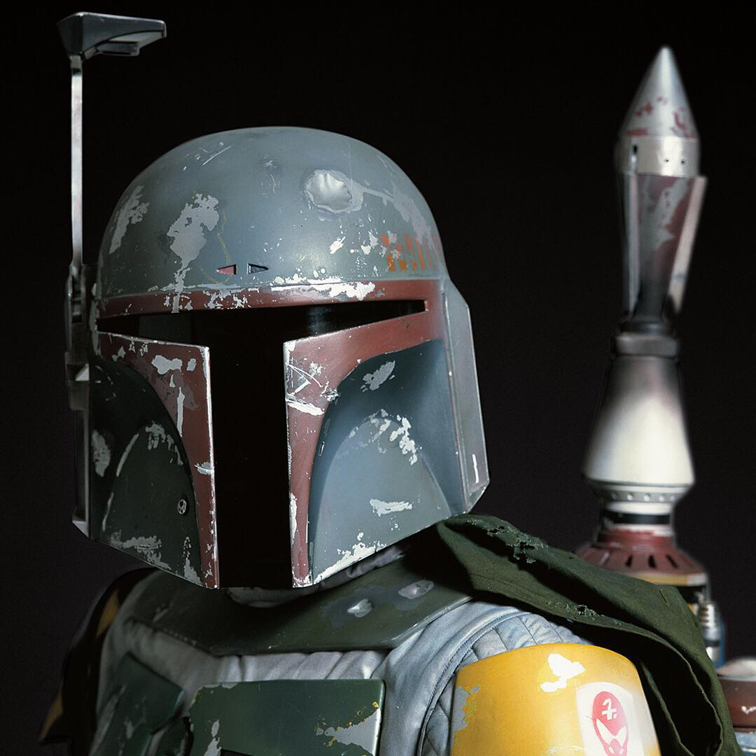 Notorious and ruthless, the Boba Fett Collection encapsulates the bounty hunter's armor with  #BobaFett kill stripe detailing and custom second hands. #Nixon #TheForceAwakens #StarWars