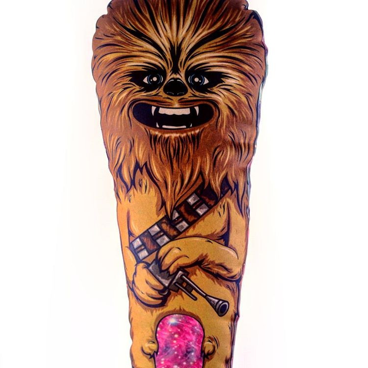 Chewbacca llegó a pilgrim!! #starwars #chewbacca #regalosoriginales