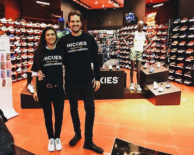Mexico, you've been far too kind. A huge thank you to Innova Sports for hosting our press conference to spread the word about a #LifeWithoutLaces