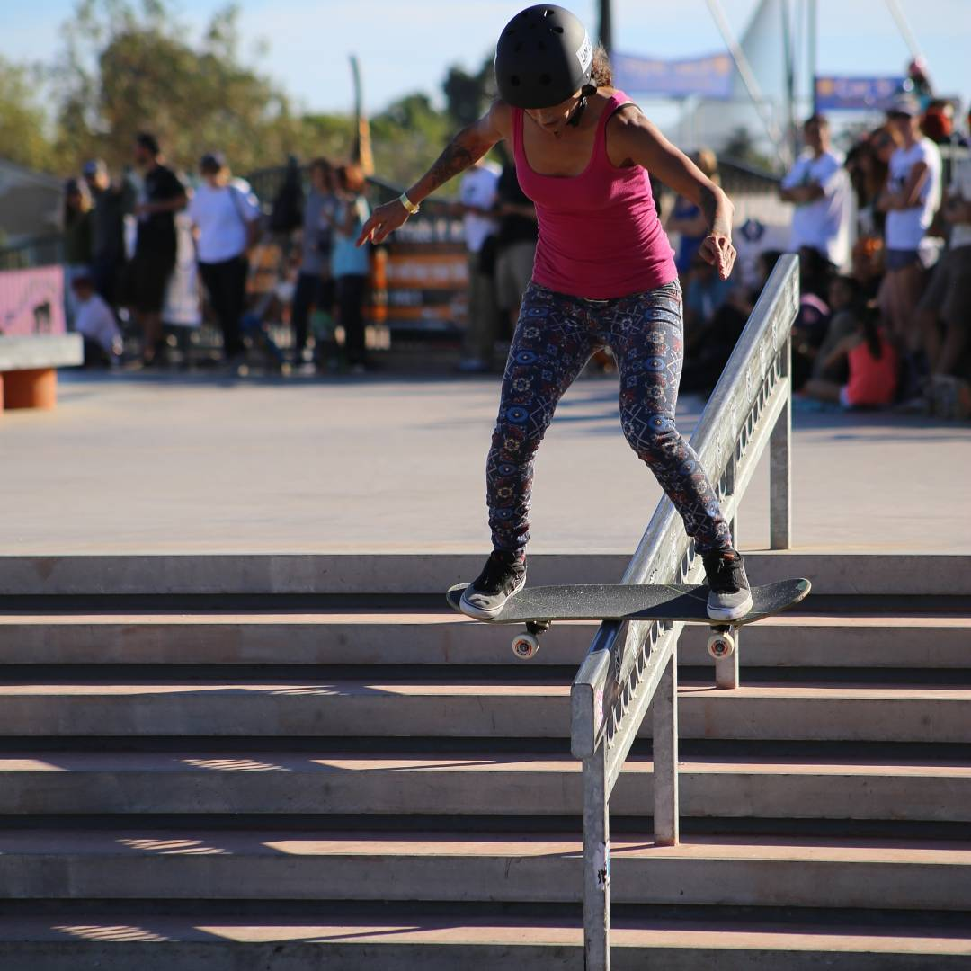 @j2thekza rockin' the handrail in the #exposure2015 inaugural street competition. Photo @concretedisciples