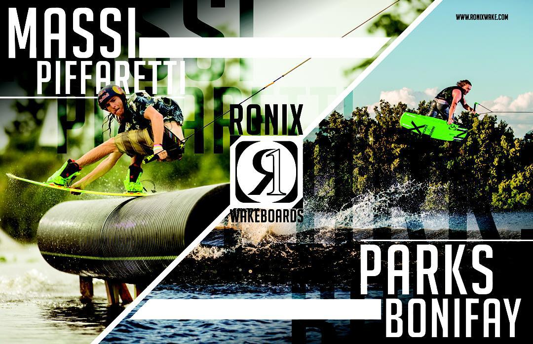 If you're in Seattle and want to hang with @parxxx and @massipiffa, then head on down to @seattlewatersports. Festivities are from 6-9pm. #ronix2016 #ronixlove #fortifiedwithlakevibes #boombabe