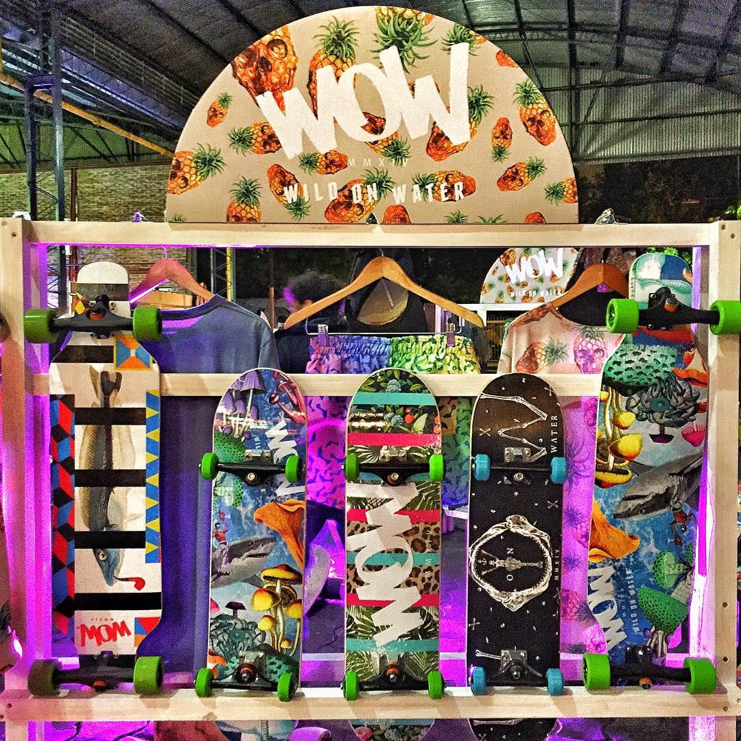 Colección tablas #verano2016 #skate #longbord #kite andacononda anda con @wildonwater