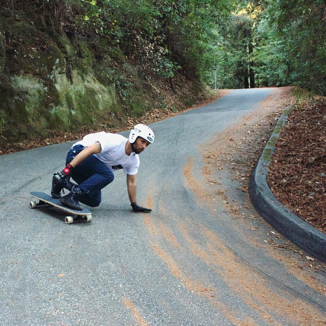 Did you skate this weekend? Team rider Malachi Greene (@malachigreene_) took a few enchanted runs on some blissful pavement. We hope you did too.