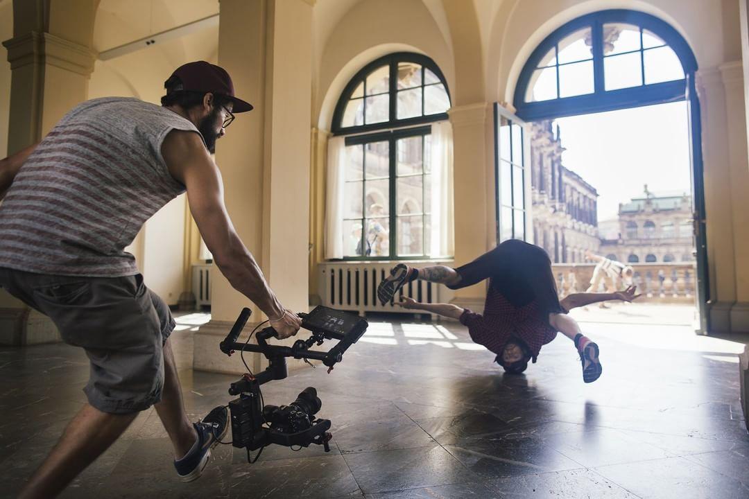 Life is a Dance.  Credit: Erik Gross  Full video by Sebastian Linda (@seblinda): bit.ly/LifeIsADance  #IamDJI #DJI #RoninM