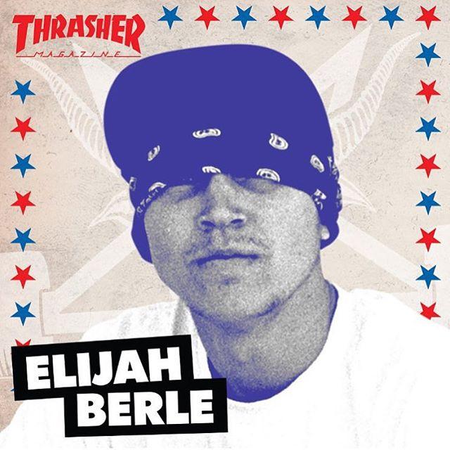 Uno más: @earlberle también es uno de los nominados