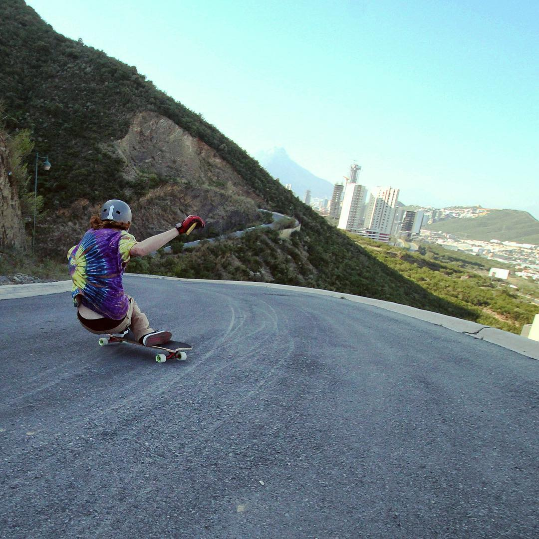 Kicking off the #malcriadostourmx, @_morganowens_ncmb shows us what we are in store for. Killer skating in epic places starting off here in Monterrey, Mexico.