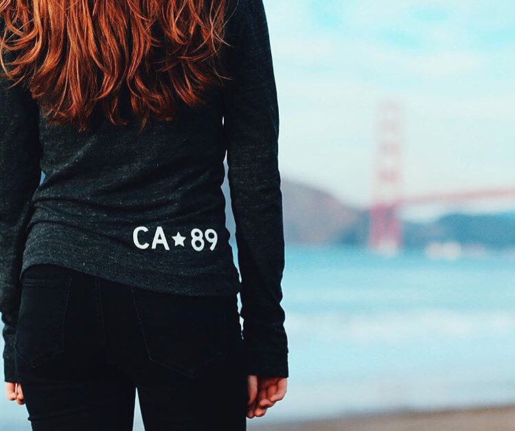 From the mountains to the city to the beach, where will your favorite #CA89 pieces take you? Thanks for the gorgeous photo, @danikaschultz! #takeapeak