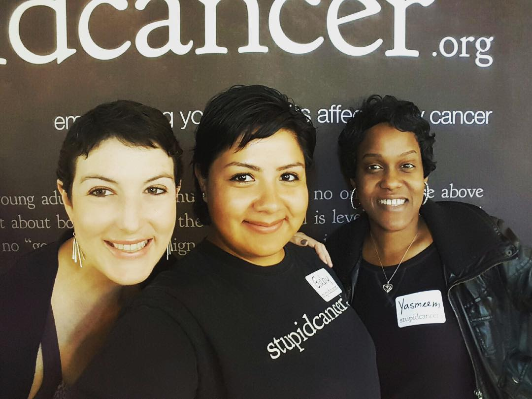 These Send It beauties at @stupidcancer #sendit #senditfoundation #stupidcancer