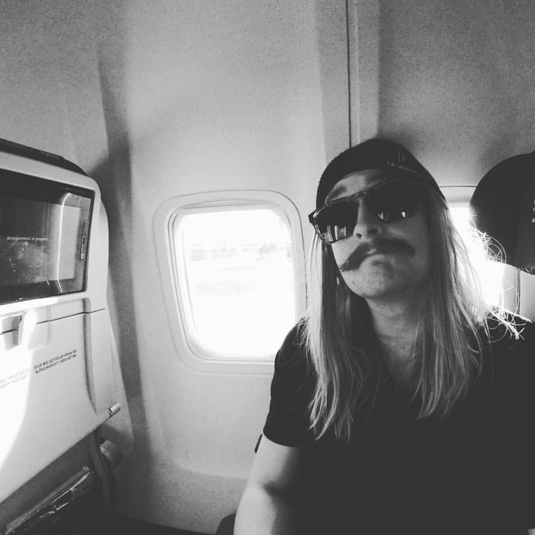 You won't catch @hhelgason slipping. He's off to #Iceland to shoot with the homies for the rad people at @gopro. Putting in the work to make the dream come true! #ElNiños #VonZipper #SupportWildLife