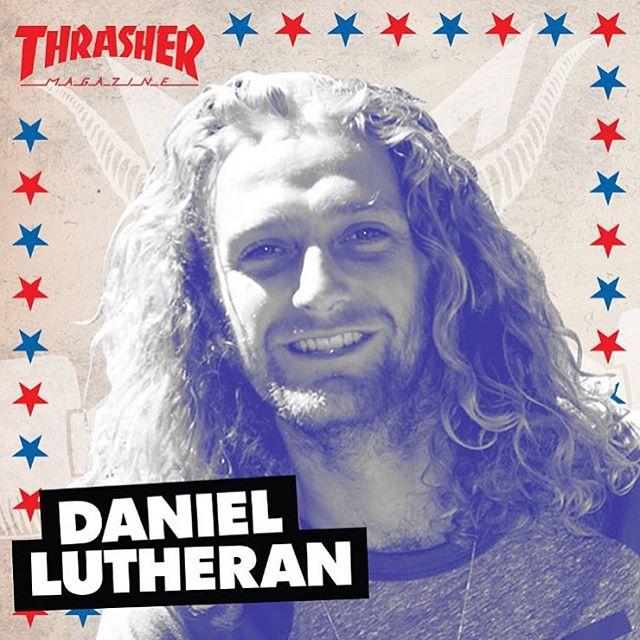 Sumate vos también, @daniellutheran #ThrasherSOTY2015