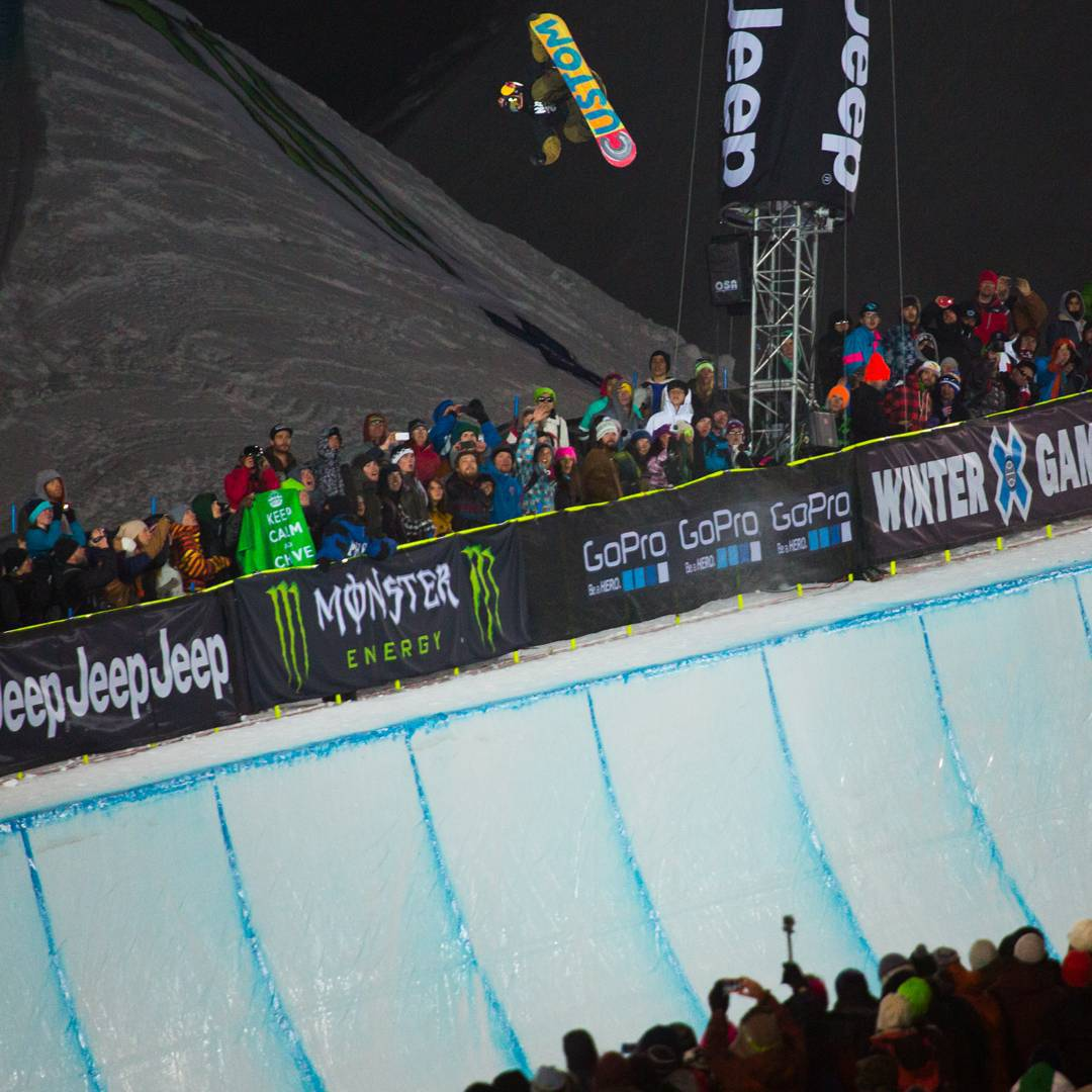 @Ben_Ferguson • 20 years old • Bend, Ore. • Two #XGames appearances • Fifth-place finish in 2014