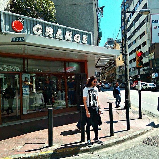 Naranjo en Rosario