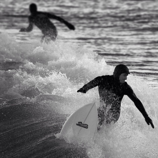 @eric_ob3 sharing a cold one #coldasf #coldwatersurf #winter #instagood #photooftheday #like #picoftheday #instadaily #ig #instasurf #webstagram #bestoftheday #love #follow #igdaily #newengland #eastcoastsurf #eastcoast #surf #surfing #wave #water...
