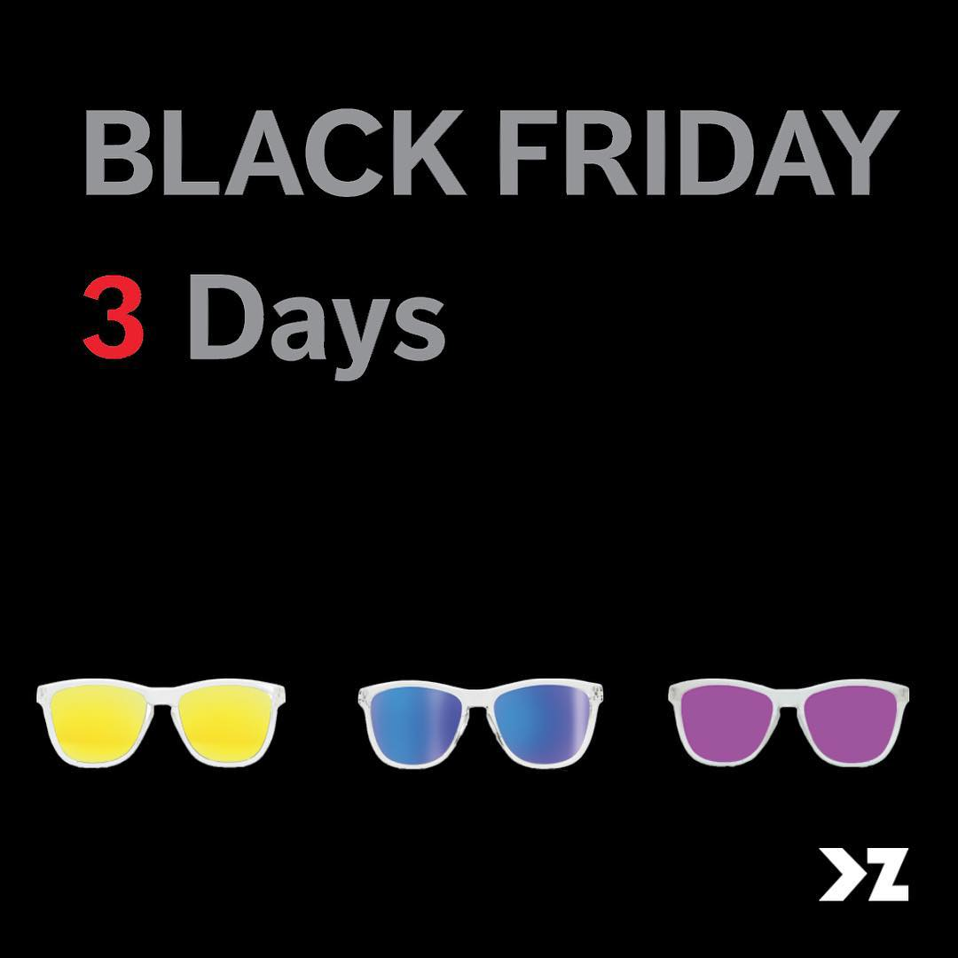 The countdown to Black Friday begins!! 3 days - major sales  #Kameleonz #KZ #BlackFriday #Sale