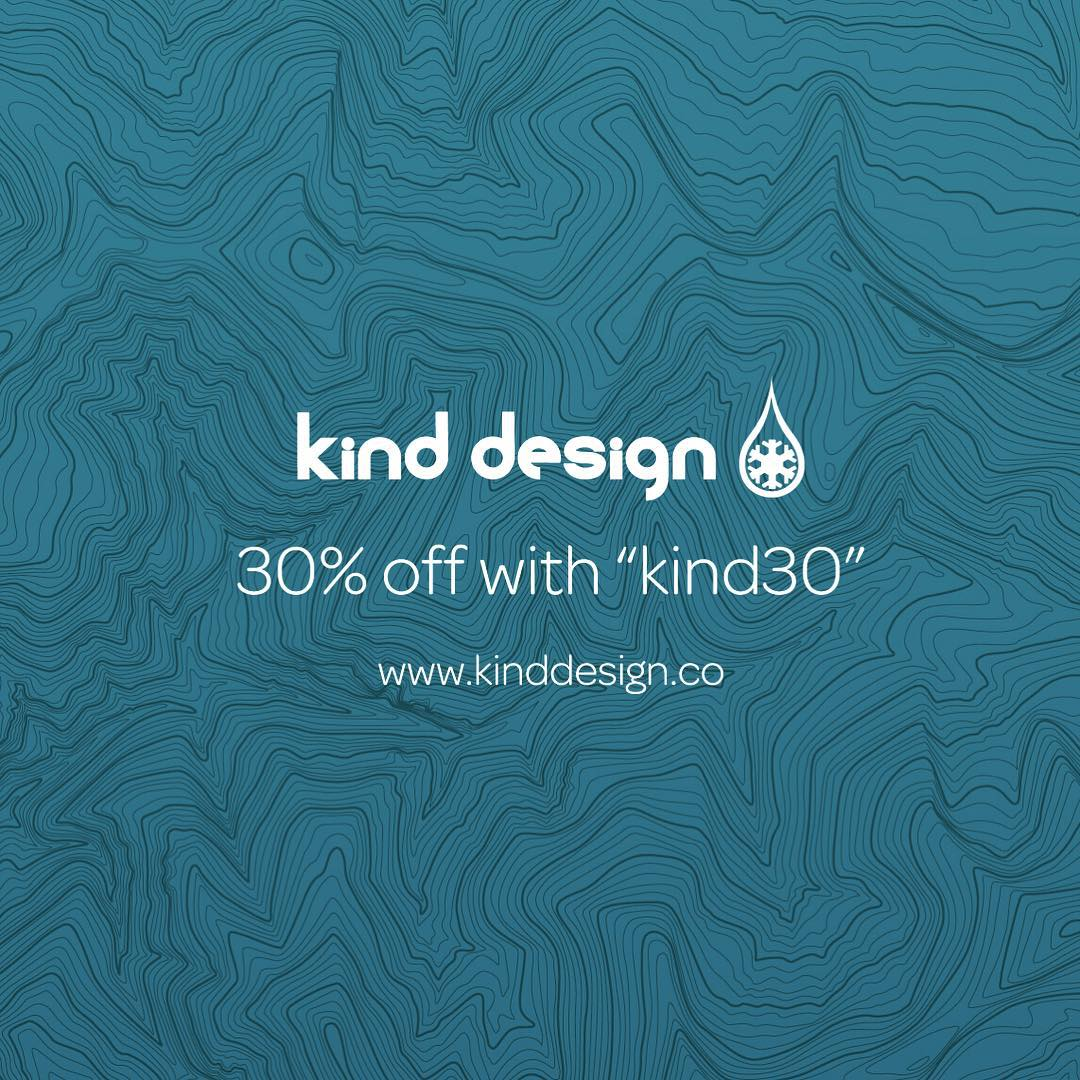 "Stock up on all your holiday presents while the sales last!  30% off with ""kind30"" #kinddesign #coloradoclothing #coloradothreads #liveyourdream"