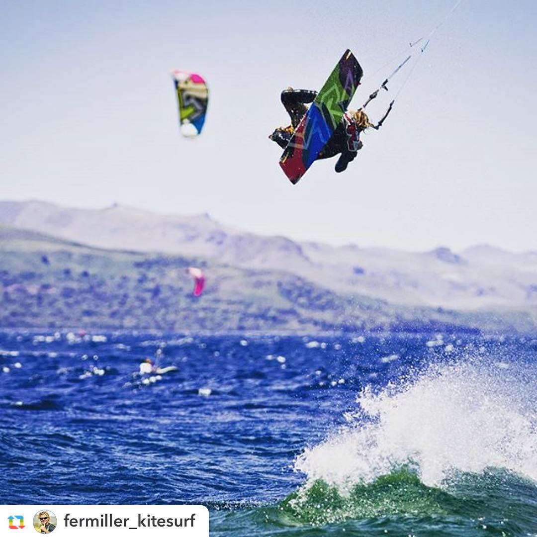 Welcome to Instagram @fermiller_kitesurf!