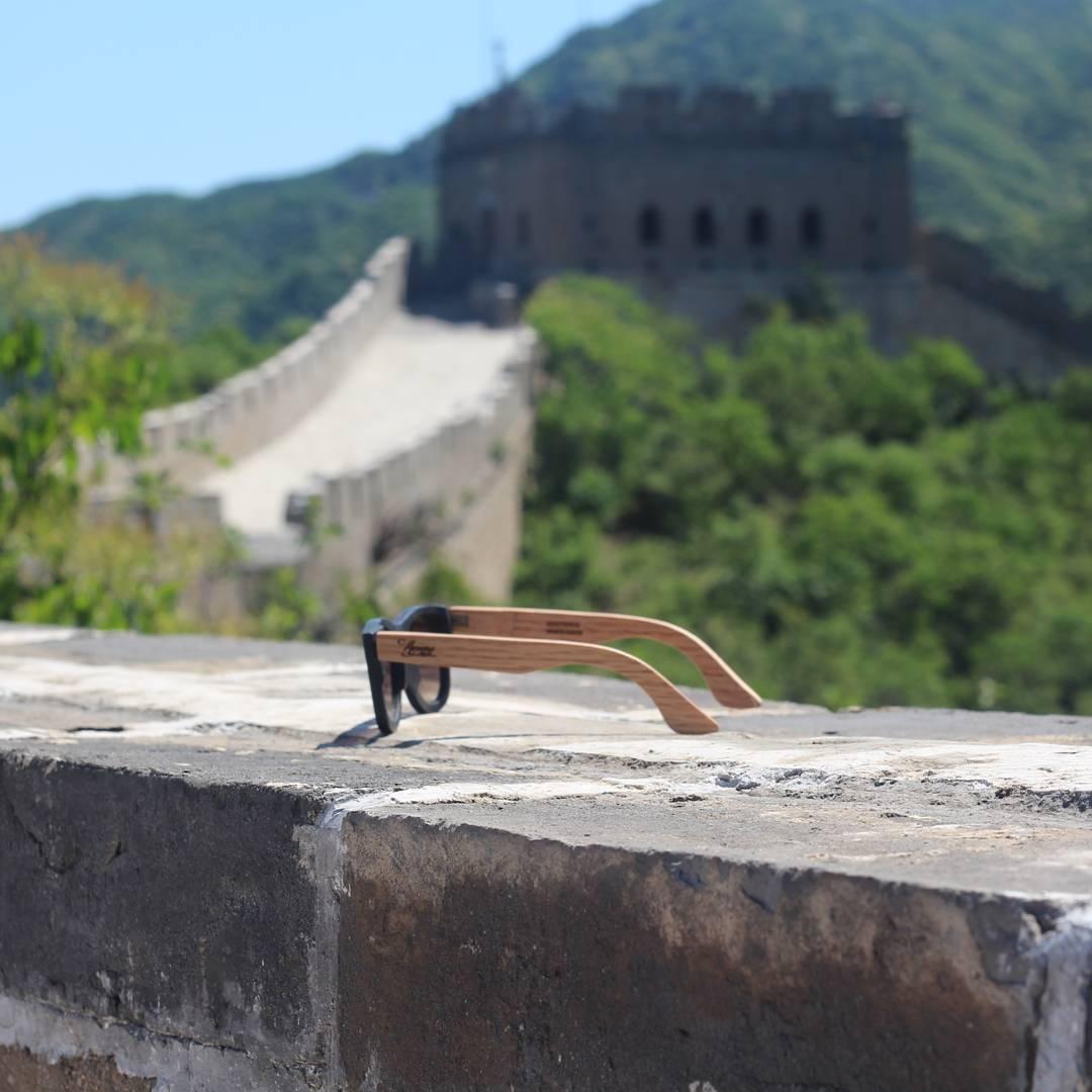 Numag por el mundo! Esta vez de viaje por la muralla china