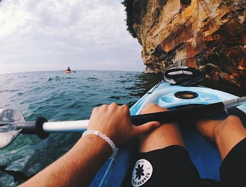 No matter how the water flows, the path is yours to steer #livelokai Thanks @carssun