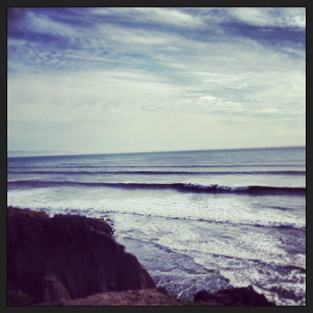 Central coast lines. Awesome surf day with my bro Jamie @linkerworkshop