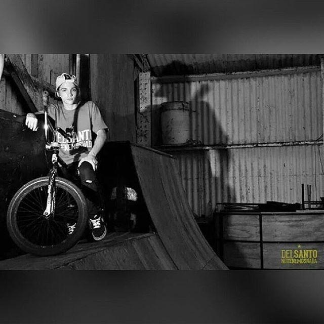 Feliz cumpleaños a nuestro rider mas joven, @bruno.calogero por muchos mas. #delsanto #delsantoarg #bmx