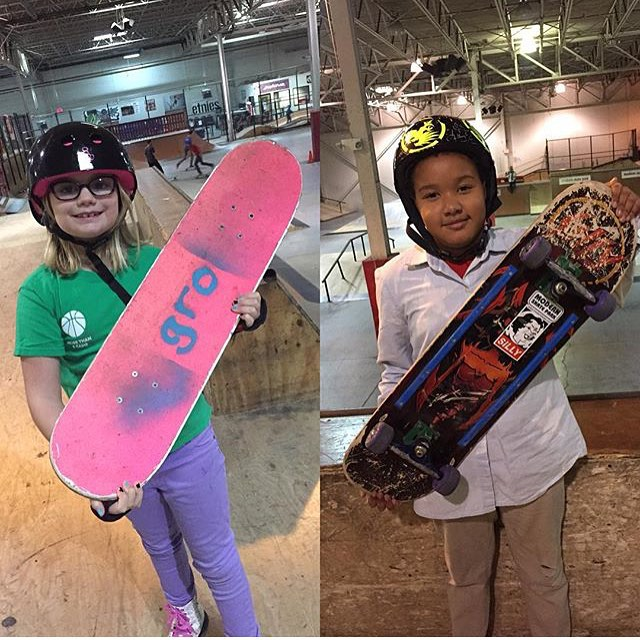 Rad sesh with @michigangrocrew this week @modernskate !! Thanks to those that came out #ridetrue #ladiesofshred #youcanshredwithus