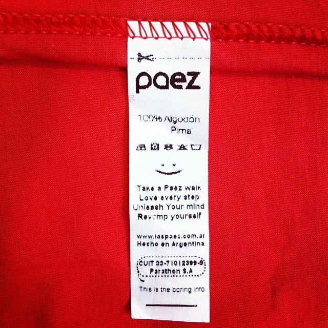 :) Take a Paez walk. Love every step. Unleash your mind. Revamp yourself. #Paez #Paezshirt #Sneakpeak #Fashionfactory #shirttag