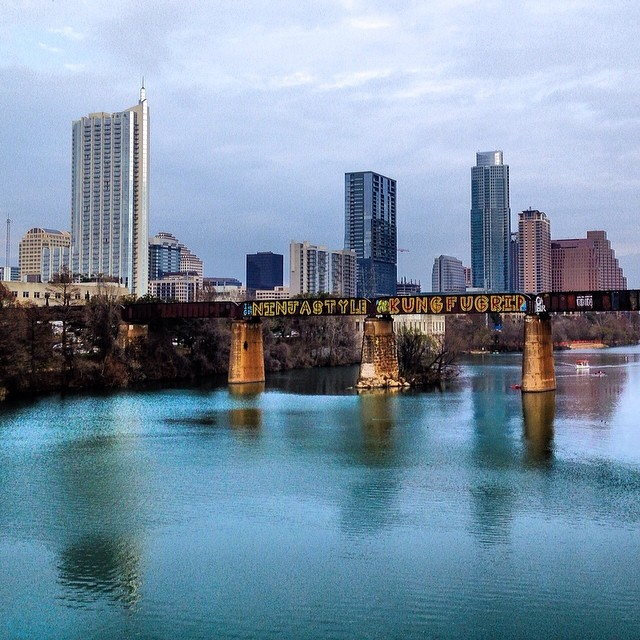 Hello Austin! Are you down here for #sxsw ?