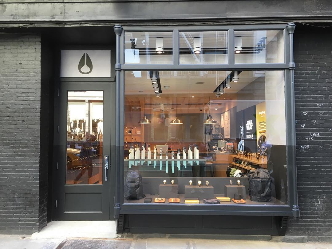 New York, we're now open! Check us out at 122 Prince St (b/w Greene and Wooster). Create your own one-of-a-kind watch with our first U.S. Customization Watch Bar or shop a curated collection of Team Designed, Custom Built watches and accessories....