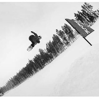 You can do anything with hard work, determination and good friends to help you on the way. Here @thabyron_ma from the Far From Home movie gets things started for the season on his journey to hopefully be the first African snowboarder in the Olympics....