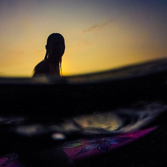 @alisonsadventures by dusk.  #sarahleephoto taken on a #gopro hero3+