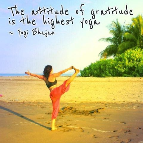 Gratitude is food for the soul ♡ #ThankYouThursday #ThrowbackThursday #Thanksgiving