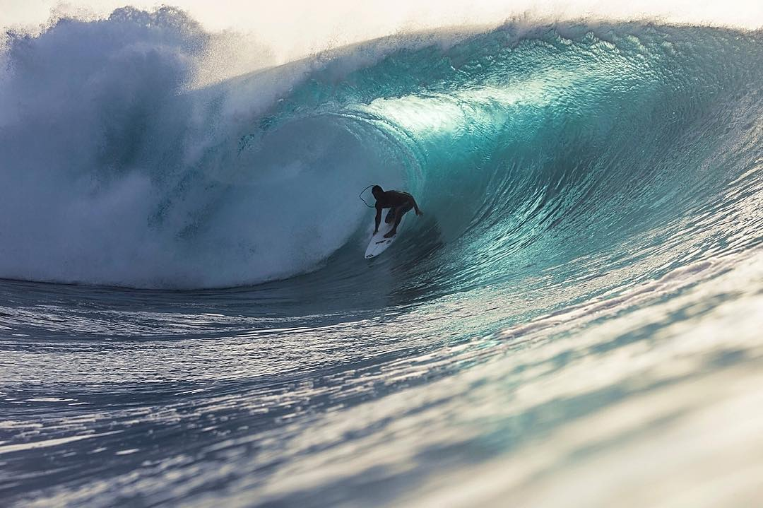Wardo is thankful for barrels like this.
