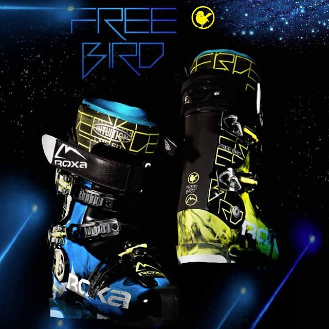 Check out the new #freebird. Dropping into awesome retailers next fall!