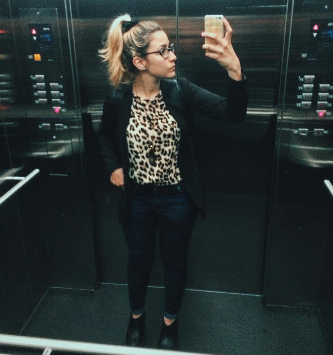 Mi work outfit del #JUERNES