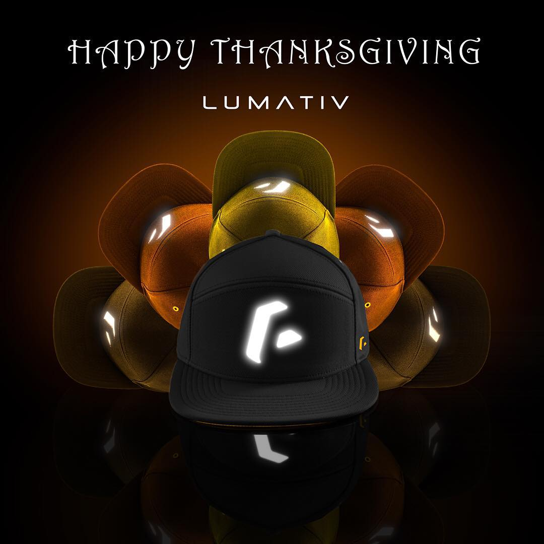 Happy Thanksgiving from all of us at @lumativ !