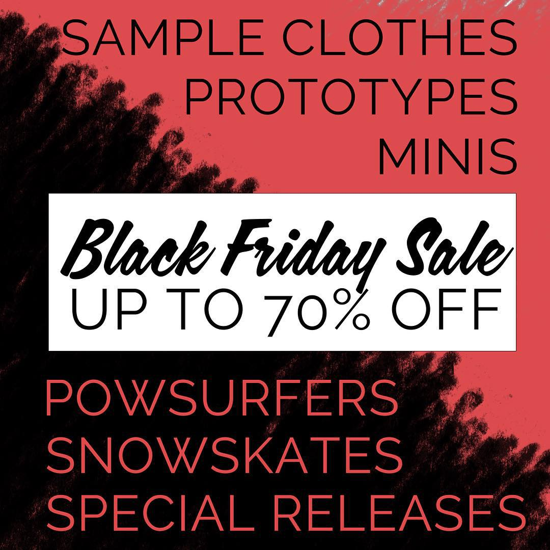 Out #blackfriday sale has begun! Hit the link in our bio for limited releases and sales!