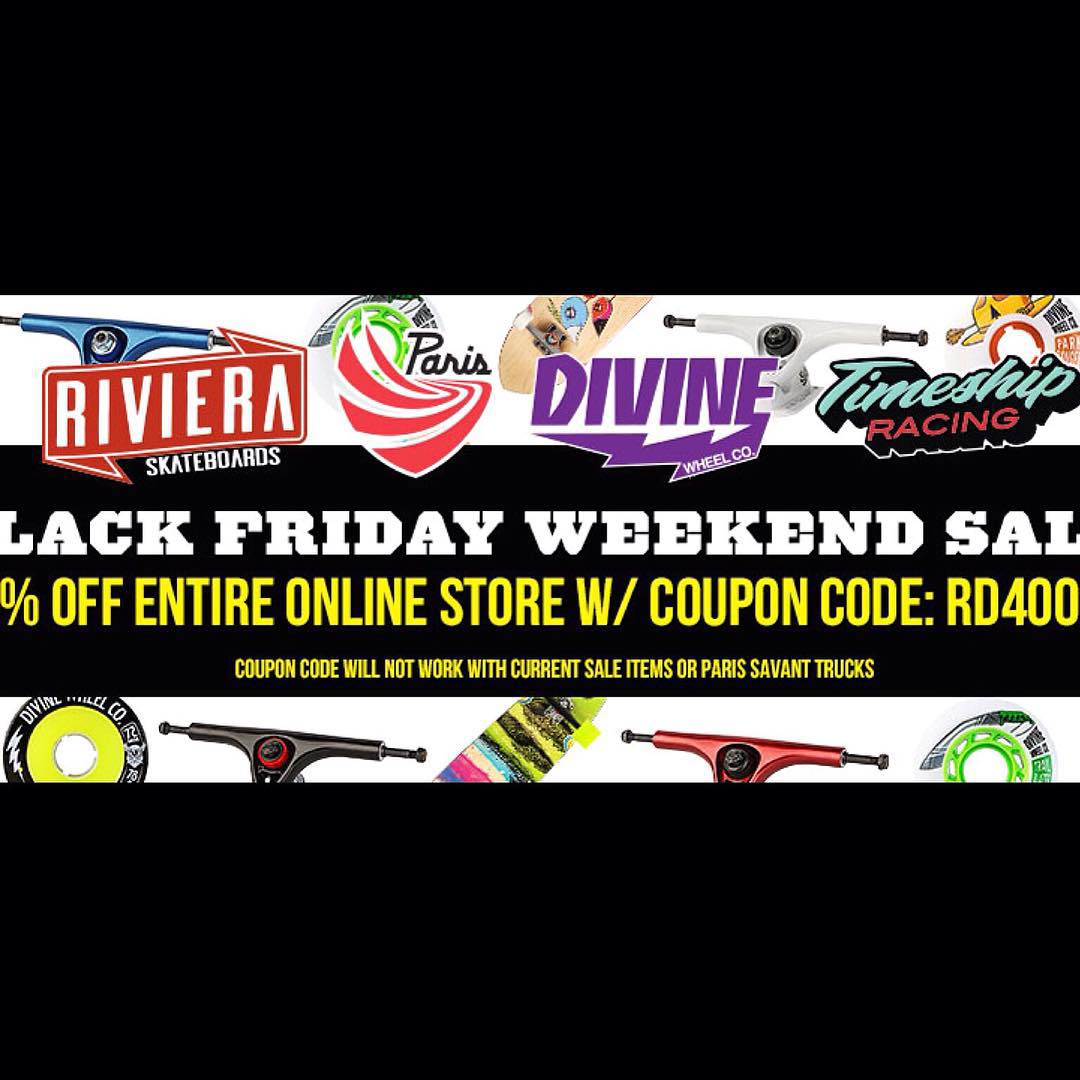Get the deals! Click over to shop.resourcesist.com for Black Friday specials on your favorite #thane! #divinewheelco #divinewheels