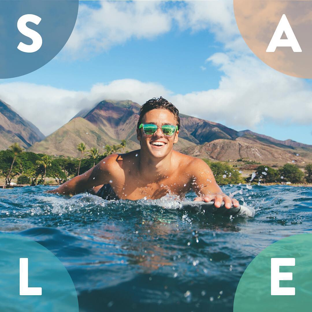 Have you been waiting to make the jump and buy a pair of Sunskis? Looking for a sweet gift? Eyeing the new styles?  Don't miss your chance to snag a pair during our biggest sale of the year! Link in bio.