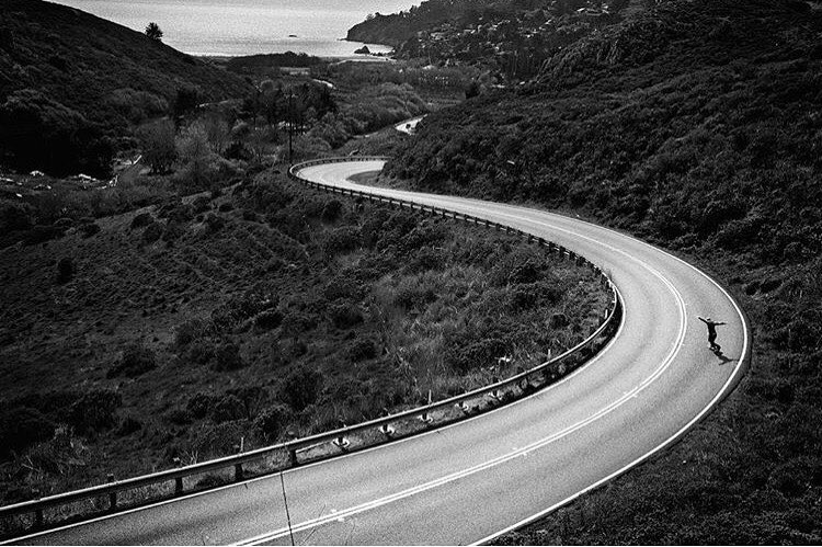 @b_gaberman captures a beauty of a hill bomb in Marin, CA >>> #keepdiscovering #futurenature