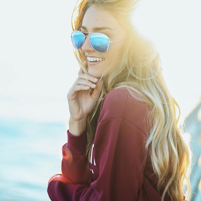 @lauren.lebouef in the Apollo || #thesweetlife #nectarsunnies