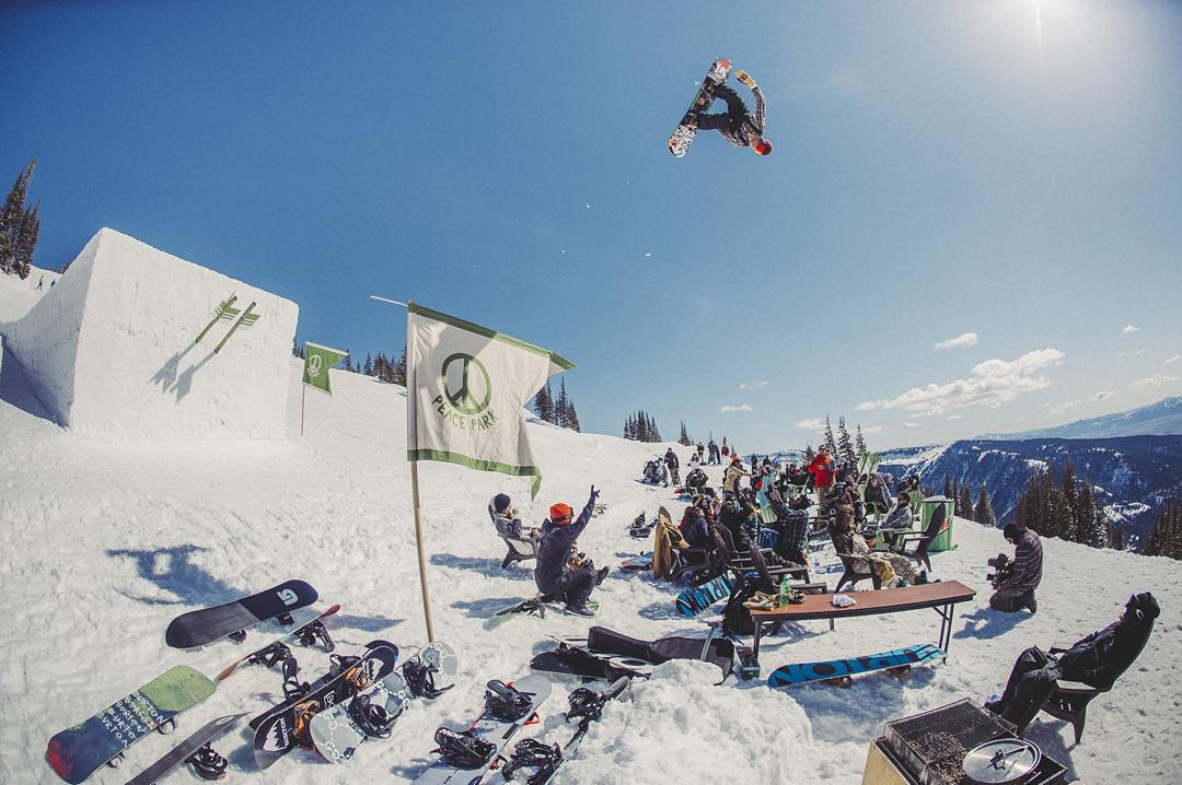 Our World of ❌ Games #PeacePark15 Show will air Sunday at 2 pm ET/12 pm PT on ABC! (