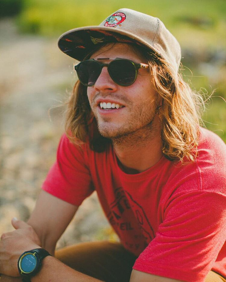 The Fish Corduroy Hat is marked down from $25 to $10 and The Chinook Lime Sunglasses from $130 to $90 while supplies last.  Find more sales online & enjoy FREE shipping all weekend long!  Photo by @shrediger