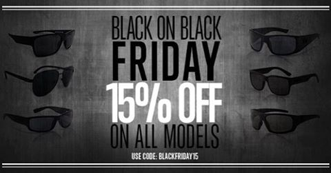 "Black on Black Friday deals!!! Get 15% off on all our black on black models. Head over to www.hovenvision.com and use pro code ""blackfriday15"" at checkout!  #hovenvision #blackfriday #blackisthenewblack"